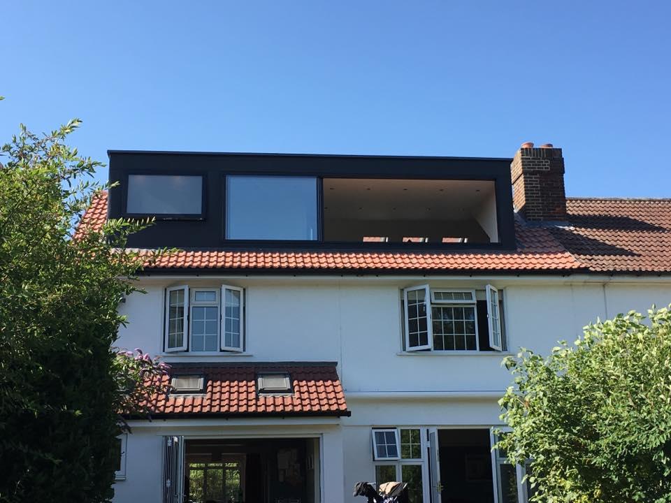 Loft renovation 1