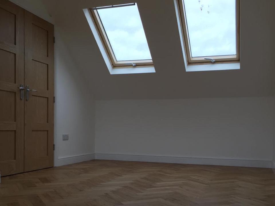 Loft renovation 2